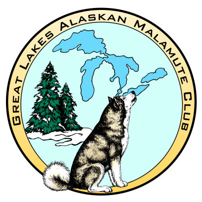 Great Lakes Alaskan Malamute Club Logo