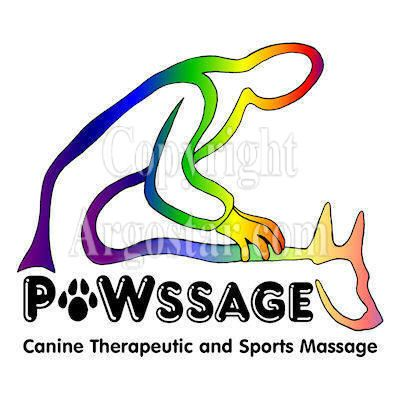 Pawssage Canine Therapeutic and Sports Massage Logo