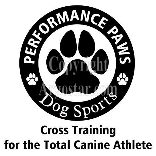 Performance Paws Dog Sports Logo