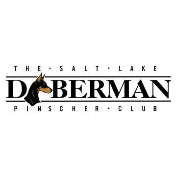 Salt Lake Doberman Pinscher Club Logo