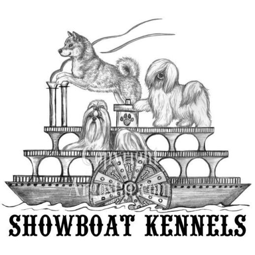 Showboat Kennels Logo