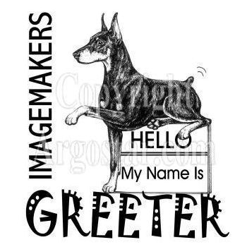 Imagemakers Greeter Logo