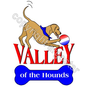 Valley of the Hounds Logo