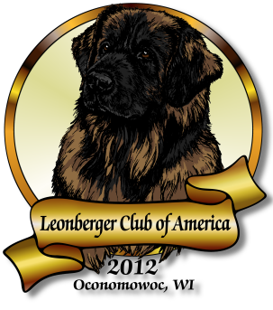 leonberger-club-of-america-2012-national-specialty-logo