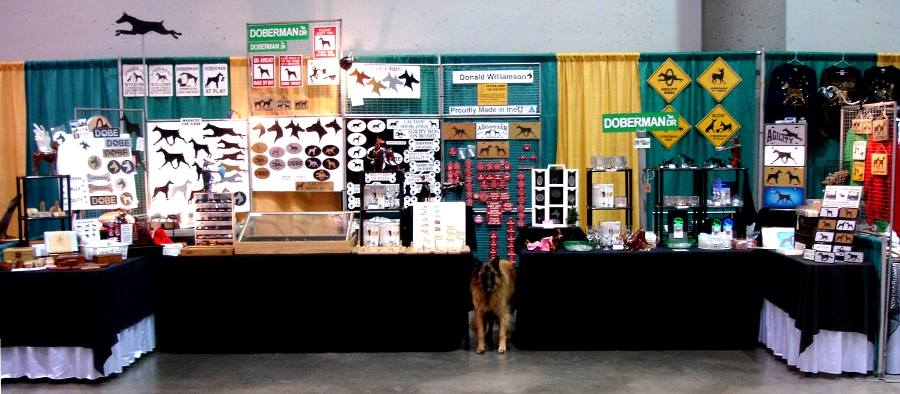 Topeka, Kansas - Doberman Pinscher Club of America