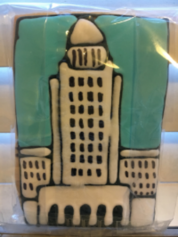 City Hall Cookies by The Village Bakery and Cafe