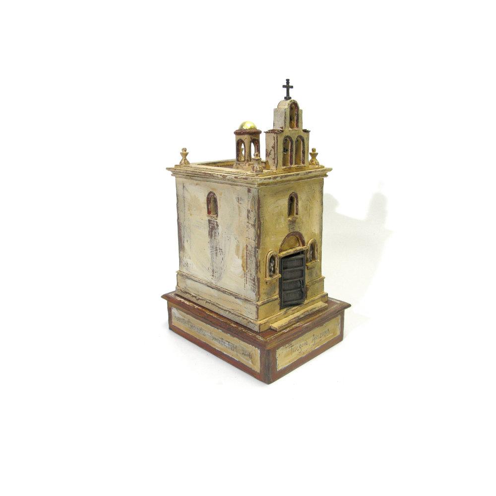 San Xavier Funeral Chapel