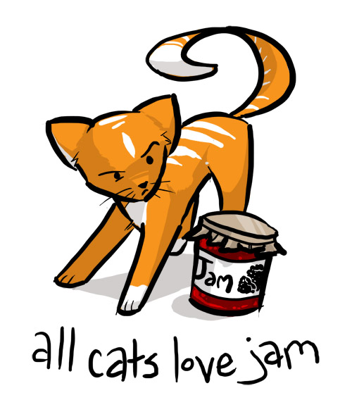 All Cats Love Jam
