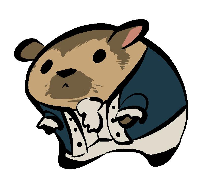 a dot ham