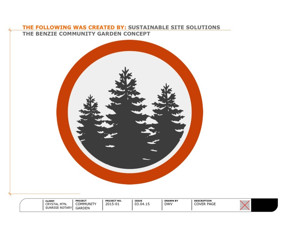 See the projects page of the Sustainable Site Solutions website for more details on the project
