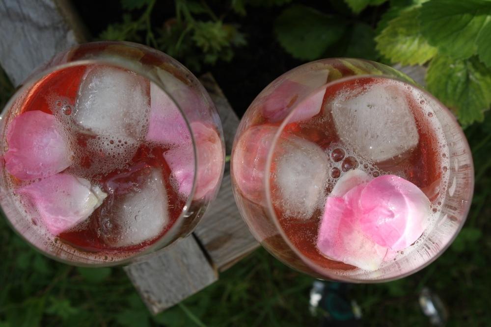 Aux Bulles Champagner Brut Wien