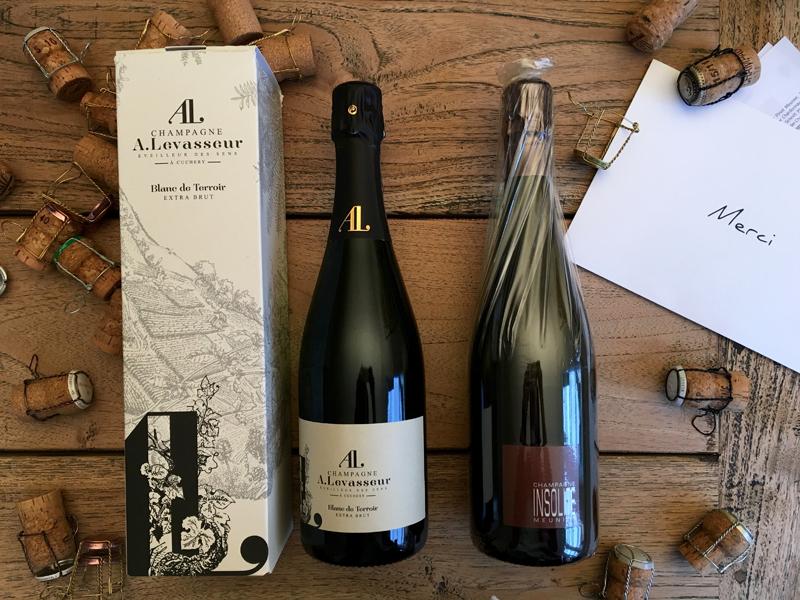 Aux Bulles Champagner Brut Wien Prestige Abo