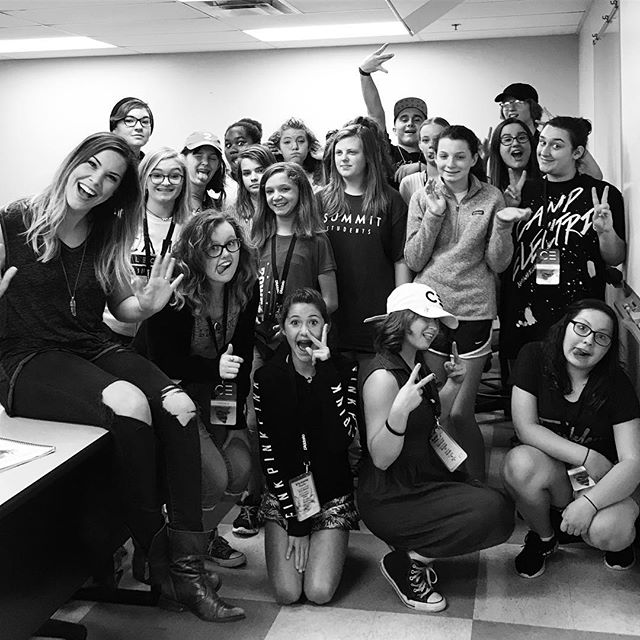 Last day of @campelectric  What amazing classes we've had!!! These guys have been awesome!