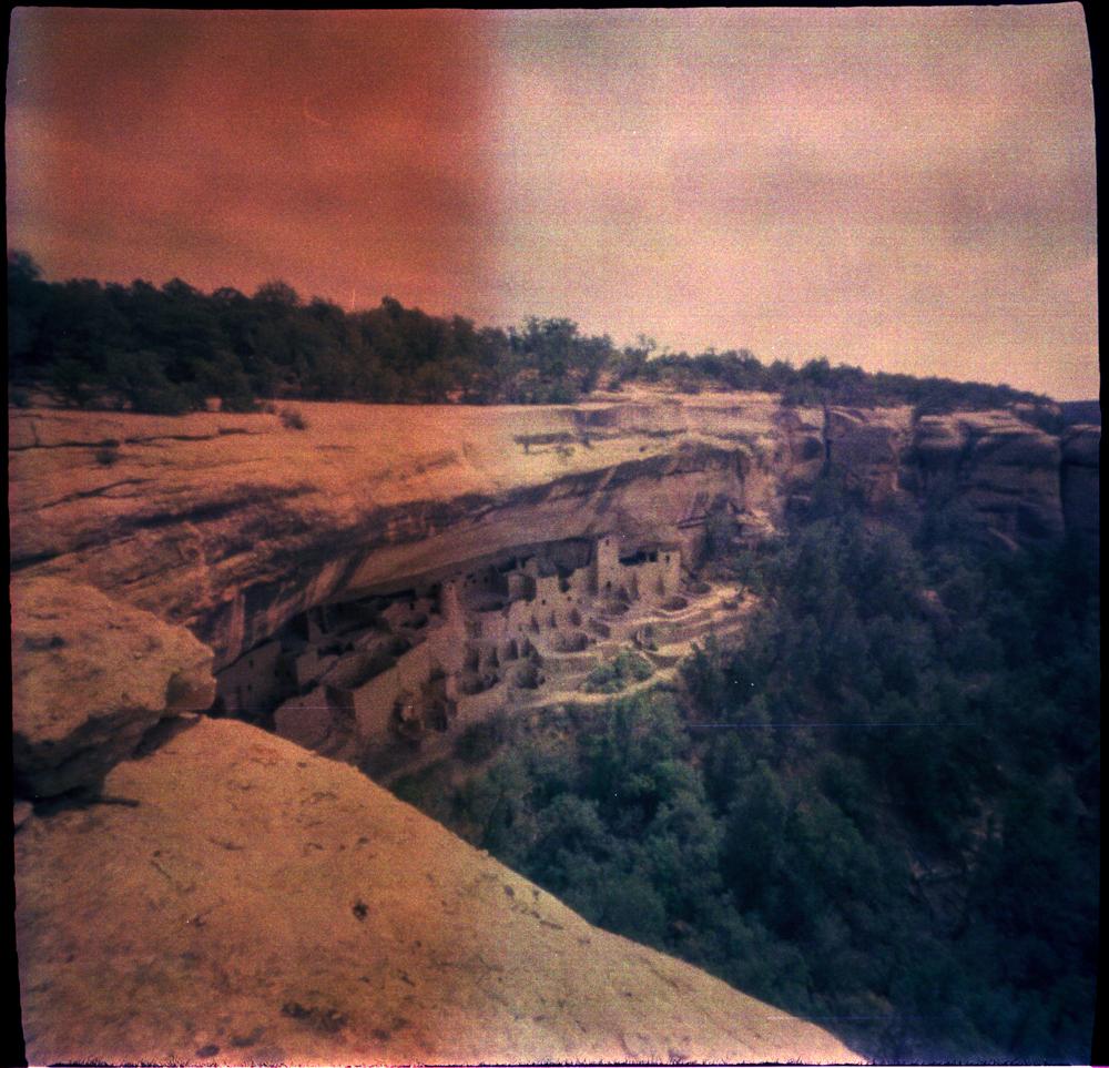 Mesa Verde Pueblo