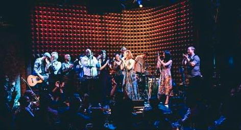 at Joe's pub 2018