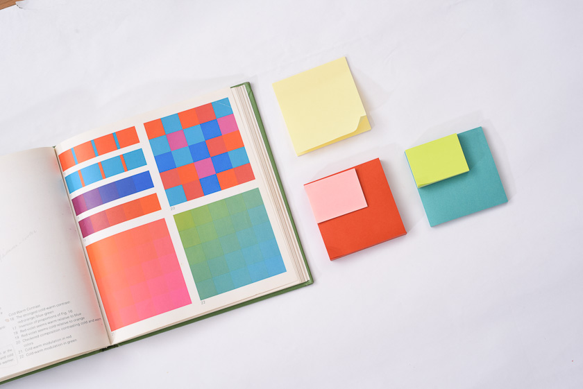 The Interaction of Color — Design / Art Practice