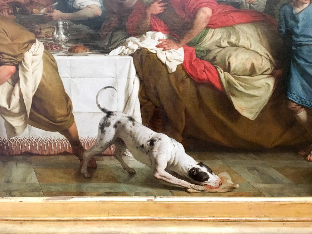 DAP - I like art with dogs - -8536.jpg