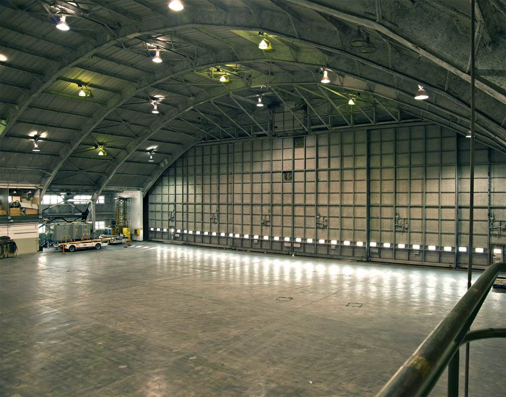 Aero Logistics Aircraft Hangar