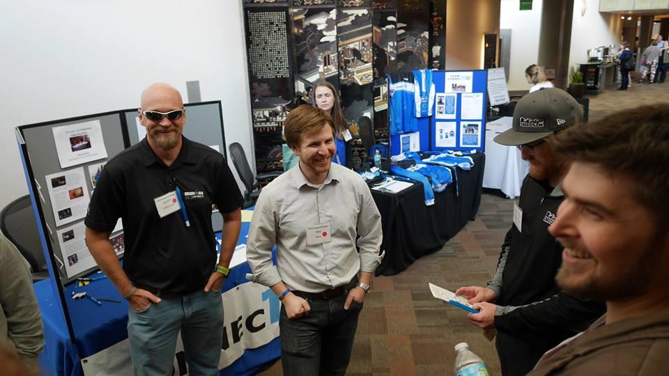 Team ConnecT1D @ the Resource/Vendor Fair