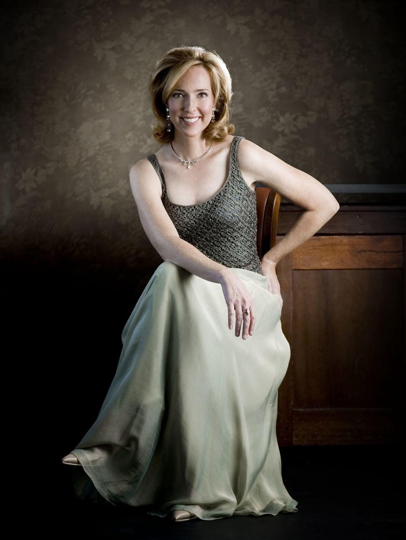 Guest soloist, Jennifer Casey Cabot.