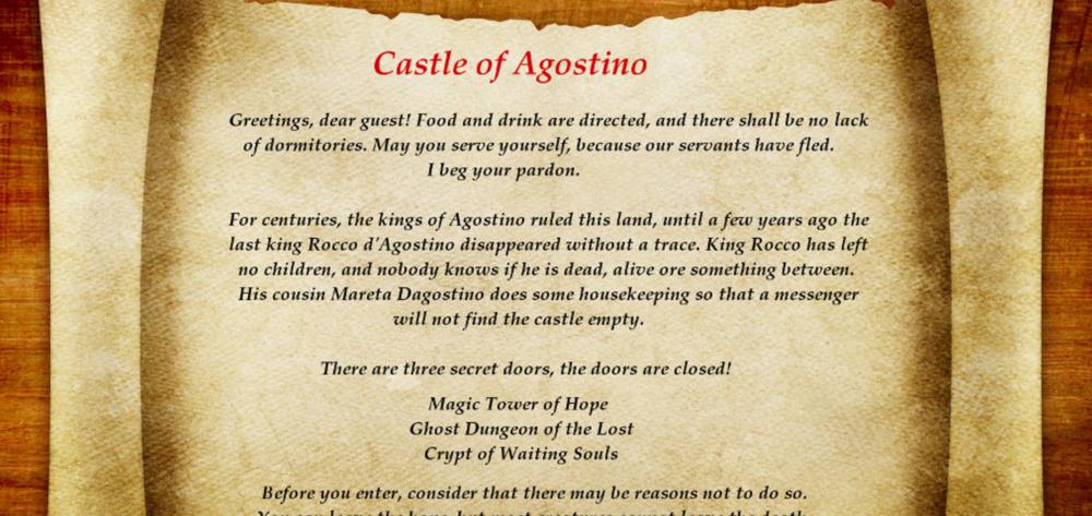 Castello Scroll