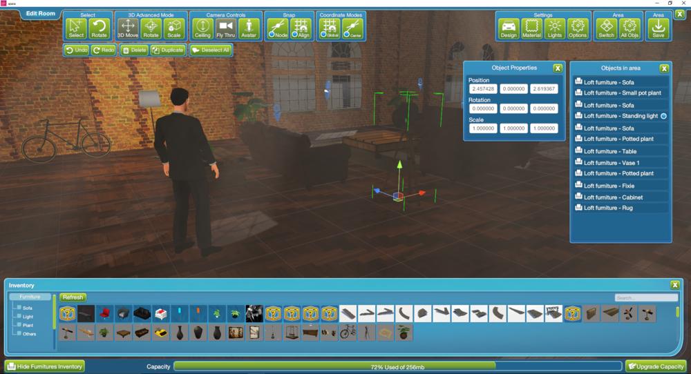 inworld build tools
