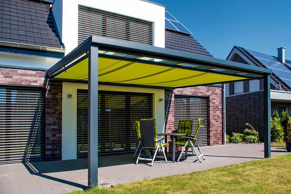 Atemberaubend Sonnen- und Wetterschutz — wecke #RZ_53