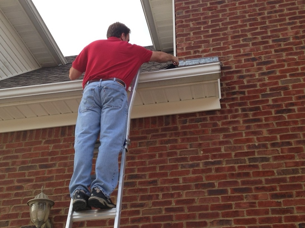 "alt=""Roof inspection by Ragan Inspection Services"""