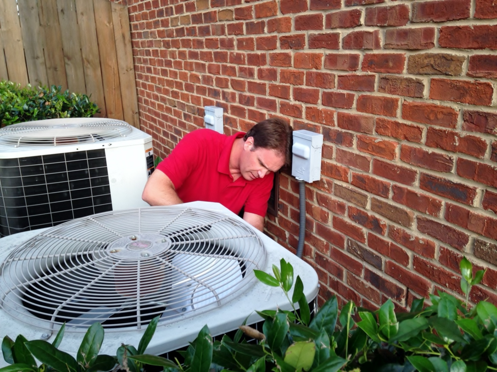 "alt=""HVAC inspection by Ragan Inspection Services"""""