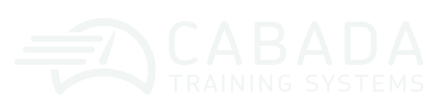 Cabada Training Systems