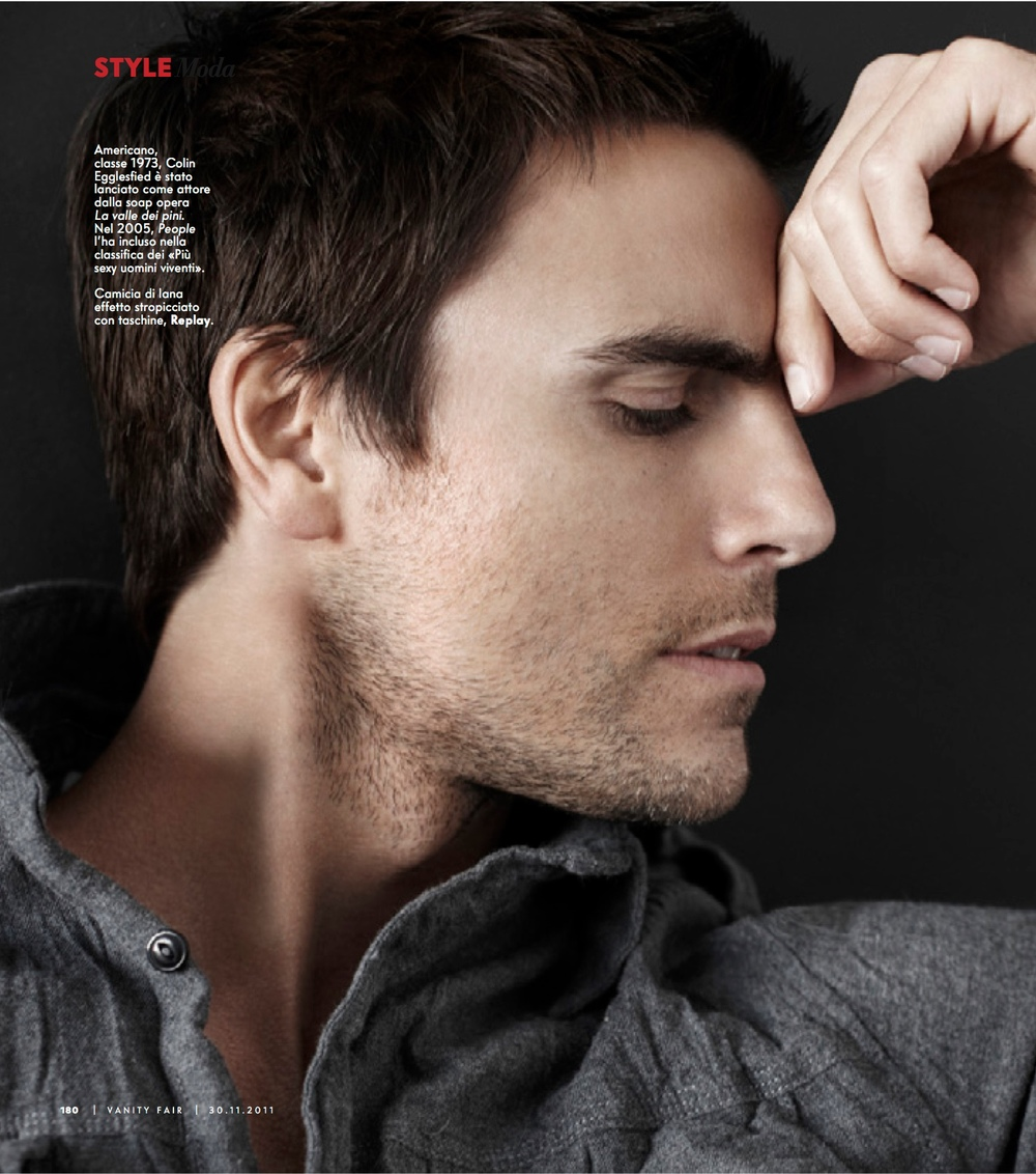 colin egglesfield wiki