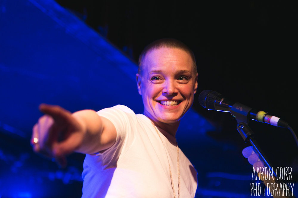 Wallis Bird in Whelans.