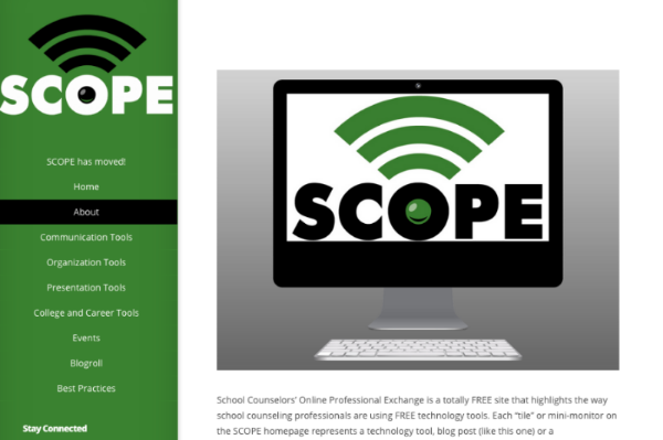 what is scope scope