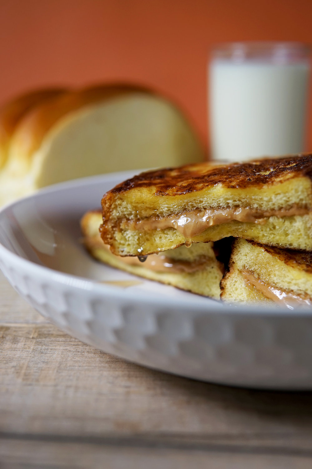 Hong Kong Style French Toast Recipe by Broke and Cooking - www.brokeandcooking.com