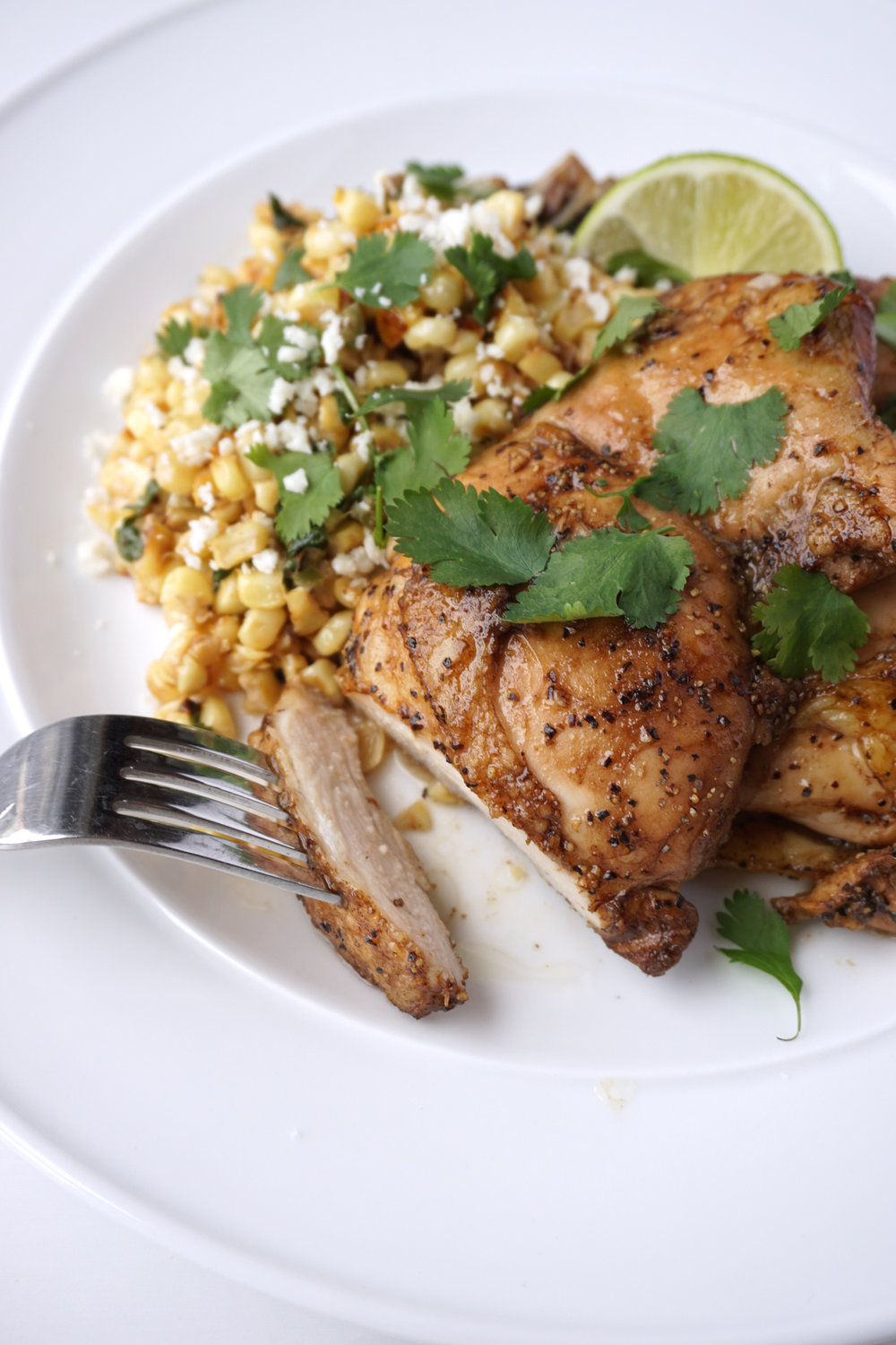Baked   Cilantro Lime Chicken    Recipe