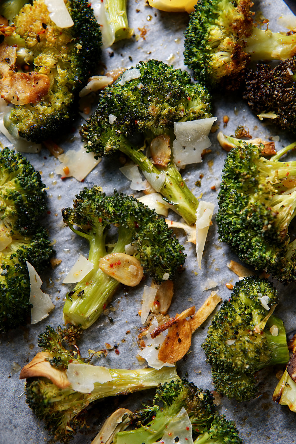 Crack Broccoli Recipe by Broke and Cooking - www.brokeandcooking.com