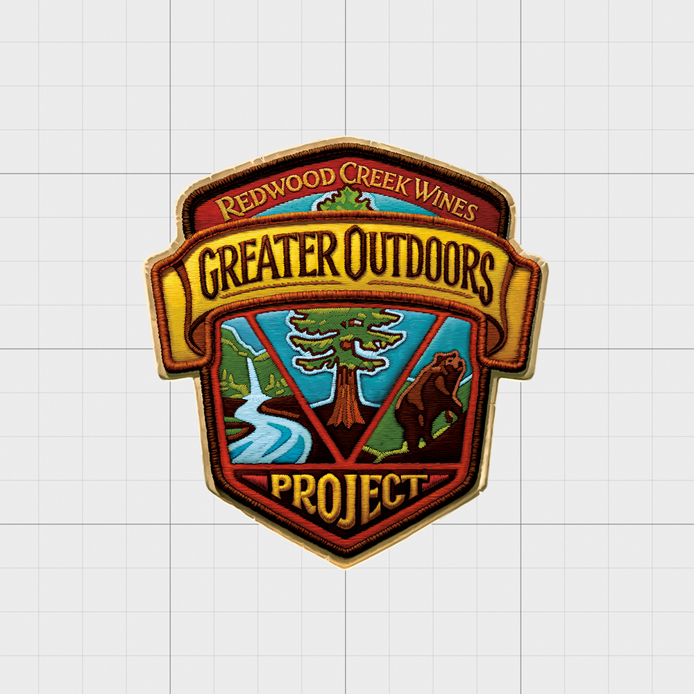 Redwood Creek Wines - Greater Outdoors Project