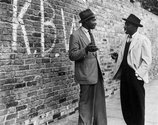 1952: Keep Britain White (K.B.W)