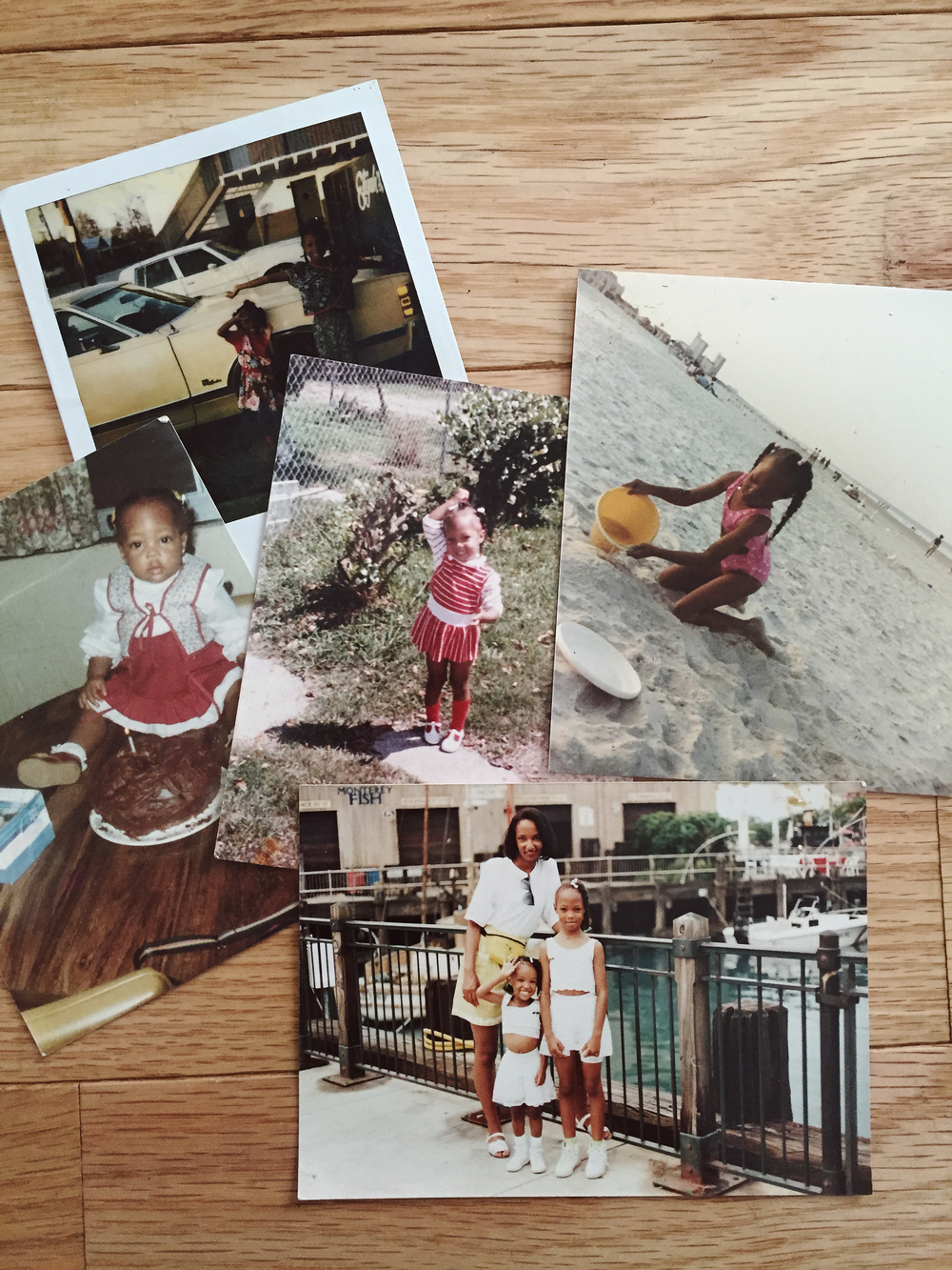 Personal Archive: Family photographs of Renata Cherlise