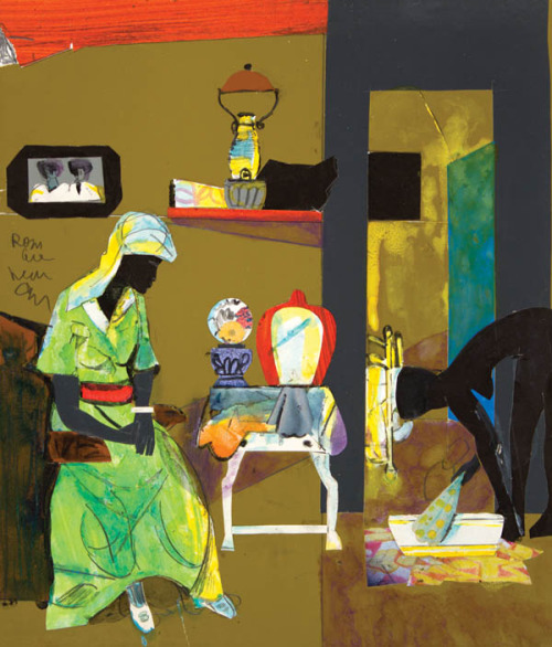 Serenade, by Romare Bearden (1969)