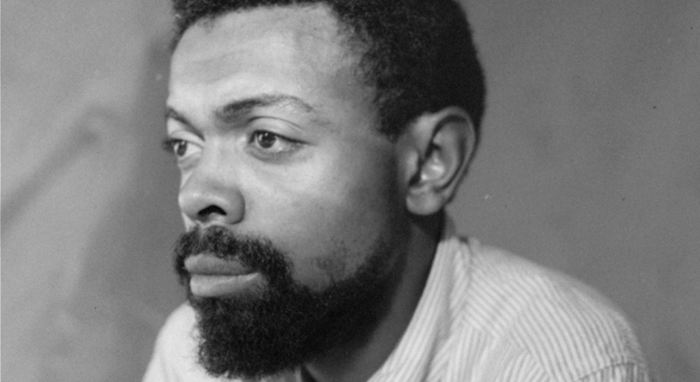 Portrait of Amiri Baraka (Unknown Photographer)