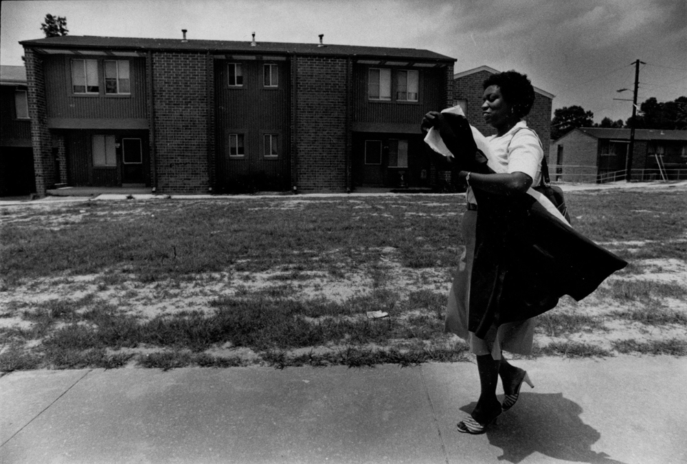 Photograph by Calvin Cruce Atlanta Journal-Constitution Photographic Archives. Special Collections and Archives, Georgia State University Library.