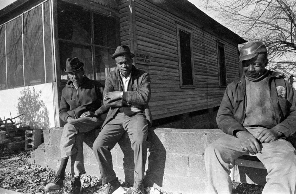 Photograph by Tom Coffin Atlanta Journal-Constitution Photographic Archives. Special Collections and Archives, Georgia State University Library.