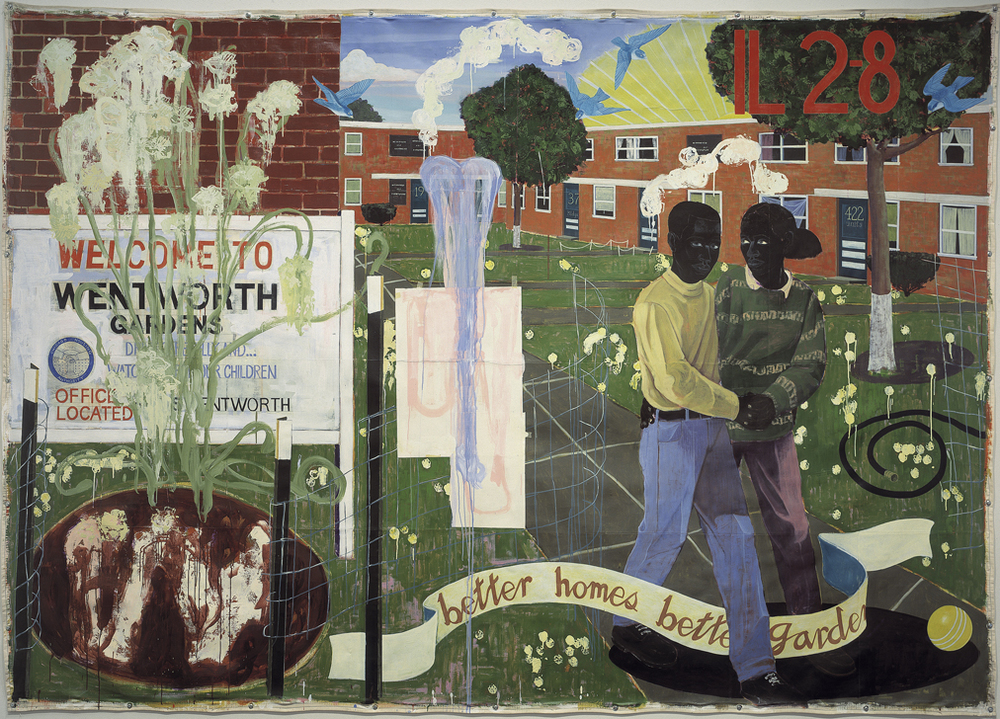 Better Homes, Better Gardens 8.3ft x 11.8ft (1994)