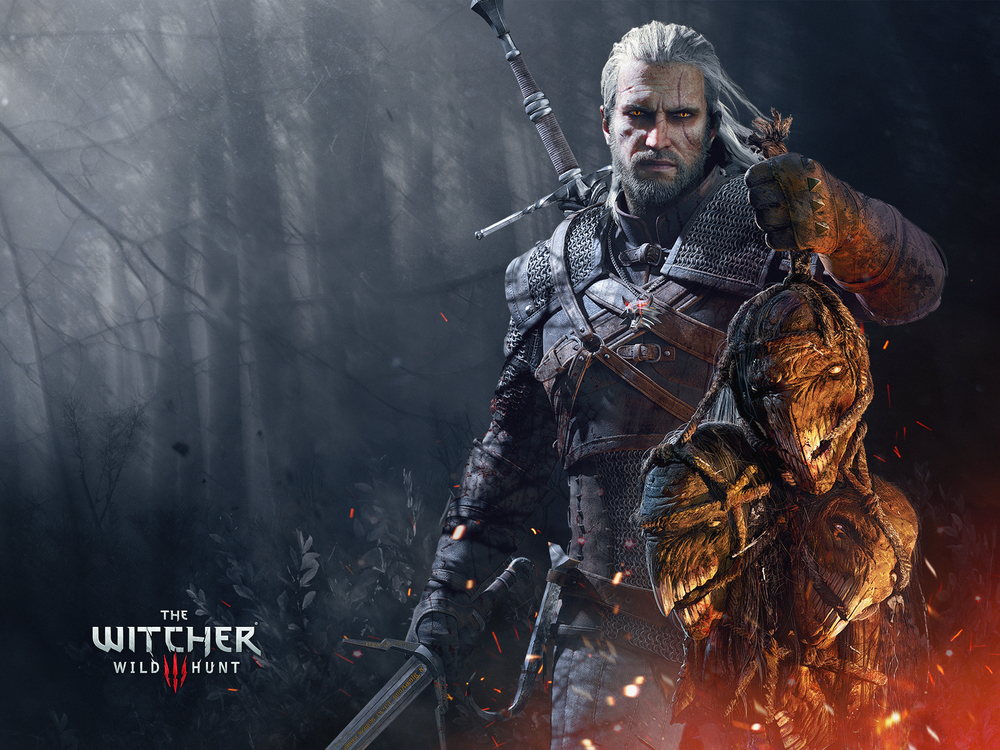 Source:  The Witcher