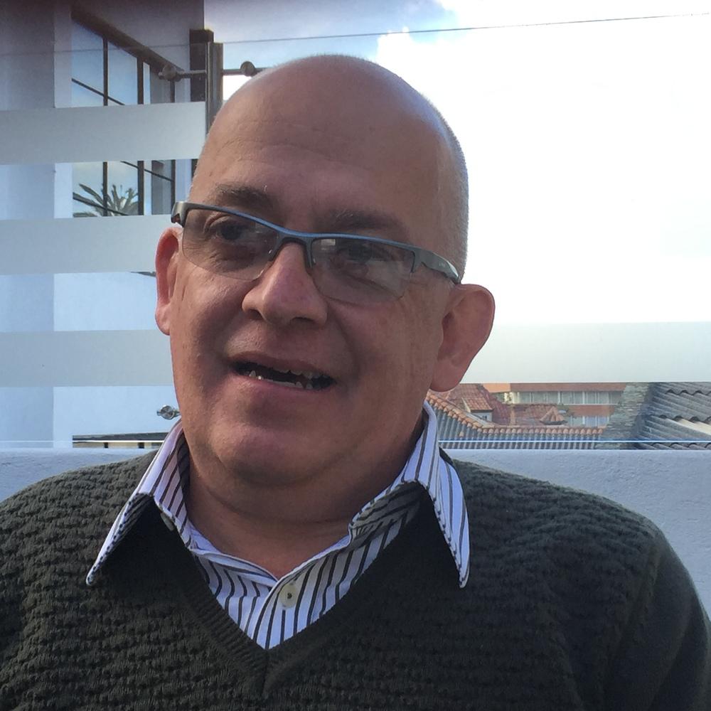 Jairo alberto zuluaga gómez, director de licce