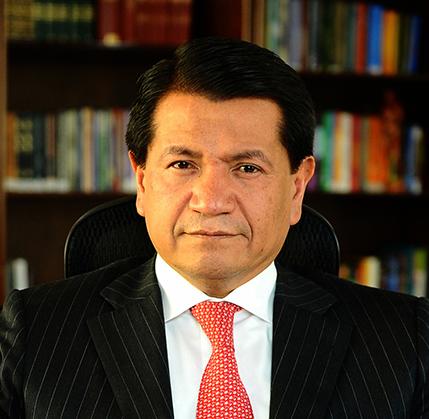 Jorge Armando otálora, defensor del pueblo