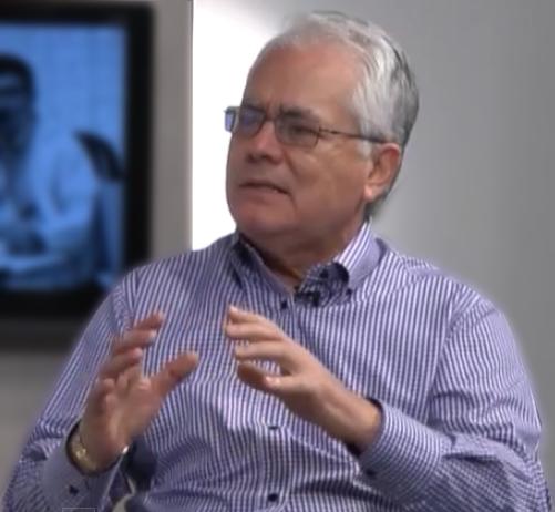 jaime calderón, presidente de sociedades científicas