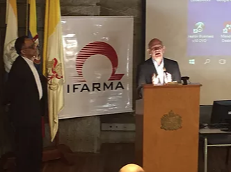 Francisco Rossi, Director de la Fundación IFARMA