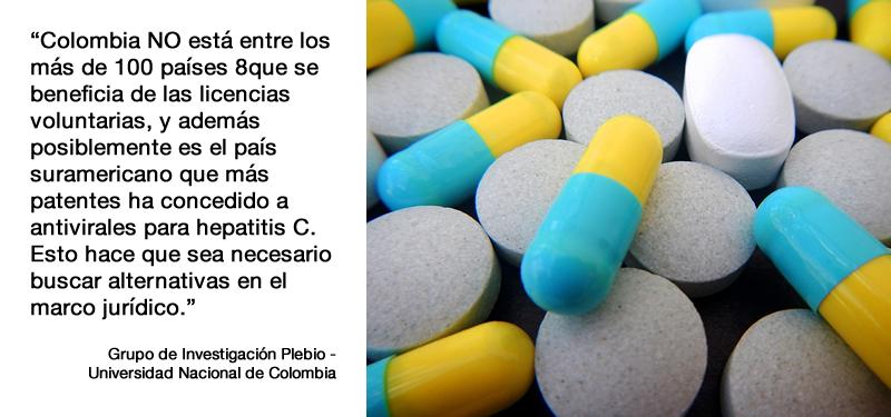 A propósito de la solicitud de declaratoría de interés público para los medicamentos requeridos para el tratamiento de la hepatitis C: bit.ly/2qyMDuY
